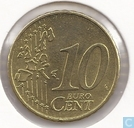 Coins - Greece - Greece 10 cent 2002 (without F)