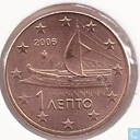 Coins - Greece - Greece 1 cent 2006