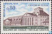 Postage Stamps - France [FRA] - Royal saltworks