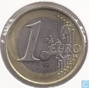 Coins - Greece - Greece 1 euro 2005