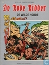 Comic Books - Red Knight, The [Vandersteen] - De wilde horde