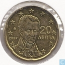 Coins - Greece - Greece 20 cent 2007