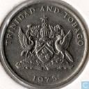Trinidad and Tobago 10 cents 1975