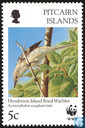WWF-The land birds of the island Henderson