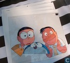 Doraemon - Original CELS with Dougas