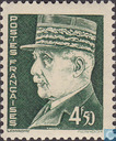Briefmarken - Frankreich [FRA] - Marschall Pétain (Type Hourriez)