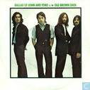 Platen en CD's - Beatles, The - The Ballad of John and Yoko