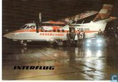 Interflug - Let L-410