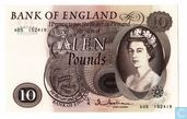 UK 10 pounds without date