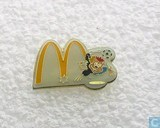 Benelucky with McDonald's logo