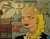 1951-53 - The Stalwart Detective Clashes with Crewy Lou & Mr. Crime