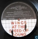 Schallplatten und CD's - Wings - At the Speed of Sound