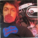Platen en CD's - McCartney, Paul - Red Rose Speedway