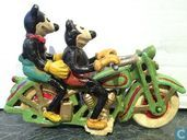 Mickey Mouse Motorcycle