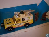 Plymouth airport fire tender