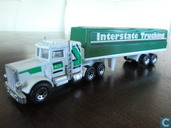 Peterbilt Covered Truck 'Interstate Trucking'