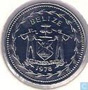 Belize 5 cents 1978 (aluminum)