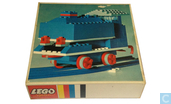 Lego 112 Locomotive with Motor