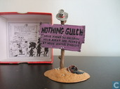 Panneau Lucky Luke, Nothing Gulch (nr 6510)