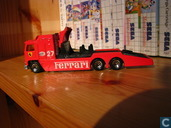 Kenworth Cabover Racing Transporter 'Ferrari'