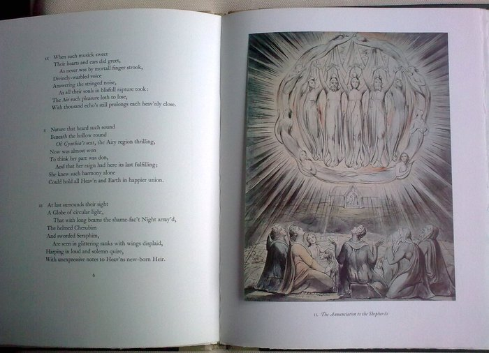 an analysis of john miltons on the morning of christs nativity Of christ's nativity: an application of the bible to the work of john milton milton's nativity ode milton's on the morning of christ's nativity calls.