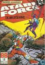Strips - Atari Force - De belegering