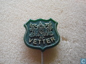 Vetter [gold on green]