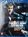 DVD / Video / Blu-ray - Blu-ray - The Spy Who Loved Me