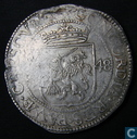 Holland Rijksdaalder hollandais 1648