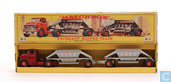 Voitures miniatures - Matchbox - GMC Tractor & Fruehauf Hopper Train