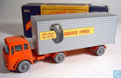 Bedford Articulated Truck & Trailer 'Davies Tyres'