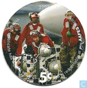 AAFES 5c 2007 Military Picture Pog Gift Certificate 10B51