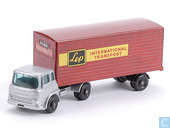 "Bedford Articulated Freight Truck & Trailer ""Lep International"""