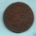 Oldest item - Netherlands Jeton / Rekenpenning 1584