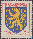 Postage Stamps - France [FRA] - Province coat of arms