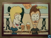 """Beavis and Butt-head Try Yogurt"""