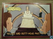 """Beavis and Butt-head Meet God"""