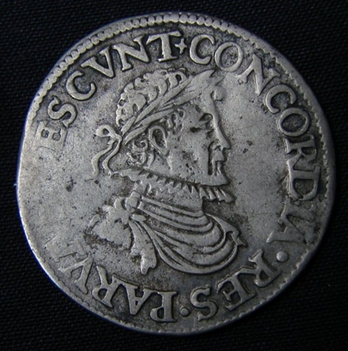 Holland - 1/20ste (Leicester)reaal of Stoter 1587