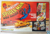 The amazing Spider-man web racer set