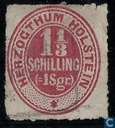 Figure in oval