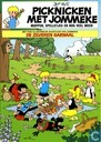 Comics - Biep en Zwiep - Picknicken met Jommeke