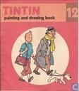 TinTin painting and drawing book 12