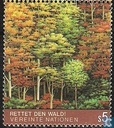 Postage Stamps - United Nations - Vienna - Save the Forest