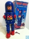 Robby Robot with sparkling action