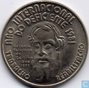"Portugal 25 escudos 1984 ""International Year of the Disabled Persons"""