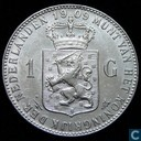 Coins - the Netherlands - Netherlands 1 gulden 1909