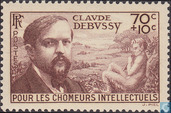 Postage Stamps - France [FRA] - Unemployed intellectuals