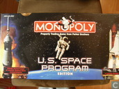 Monopoly U.S. Space Program