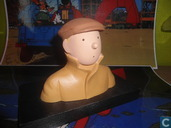 BUST TINTIN IN AMERICA ON BASE