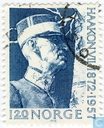 Postage Stamps - Norway - 120 Green